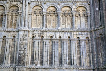 cambridgeshire: Cathedral Facade in Ely, Cambridgeshire, England, UK