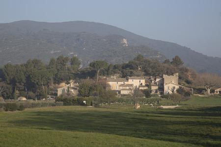 lourmarin: Lourmarin Village, Provence, France, Europe