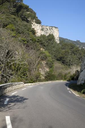 lourmarin: Alpes Haute, Luberon Park outside Lourmarin Village, Provence, France