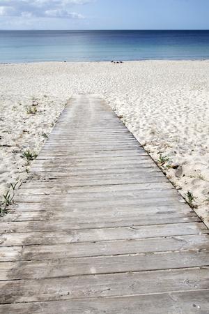 Path to Langosteira Beach, Finisterre; Costa de la Muerte; Galicia; Spain