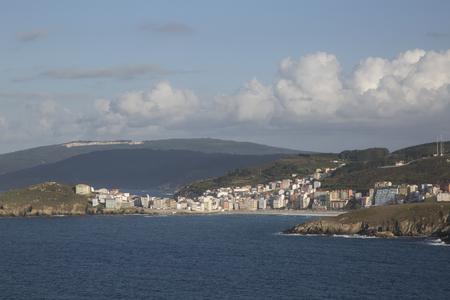 Malpica; Fisterra; Costa de la Muerte; Galicia; Spain Stock Photo