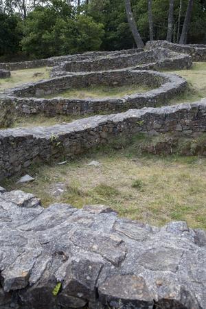 Village; Fisterra; Costa de la Muerte; Galicia; Spain