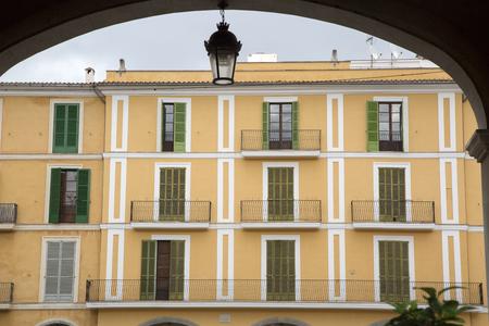 Plaza Mayor; Palma; Mallorca; Spain