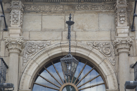 City Hall, Plaza Mayor Square, Leon; Spain