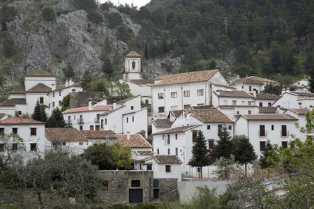 Grazalema Village; Andalusia; Spain