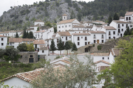 Grazalema Village, Andalusia; Spain
