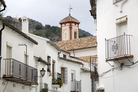 San Juan de Letra Church, Grazalema; Andalusia; Spain