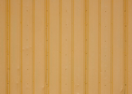 Metal siding background Stock Photo