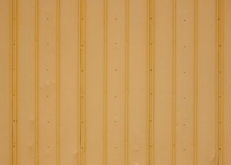 siding: Metal siding background Stock Photo