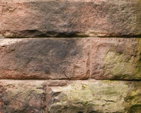 Texture - Old stone wall background Stock Photo