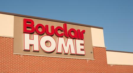 retail chain: Dartmouth, CANADA - 28 set 2014: Bouclair Home � un canadese di decorazione della casa catena retail headquarterd in Quebec. Attualmente, Bouclair ha oltre 1200 dipendenti.