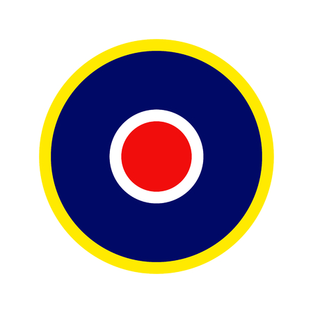 Royal Air Force roundel. Type C1