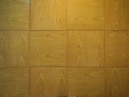 A retangular shape wooden wall pattern Imagens
