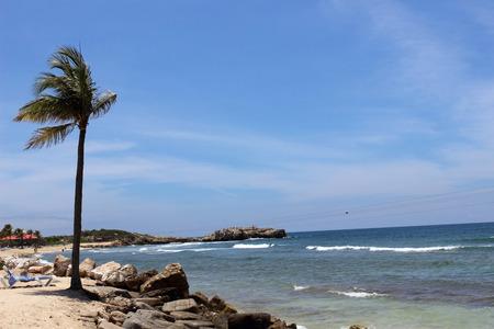 haitian: Haitian Beach