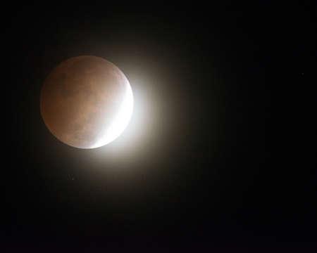 Bloodmoon Lunar Eclipse 8-8-2014 Imagens
