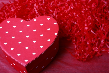 An image showing the concept of valentines love Stock Photo - 13690286