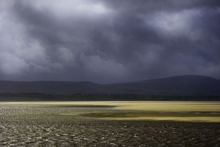 Cullenamore Strand, County Sligo, Ireland before a Storm. photo