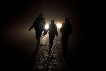 nightime: figure d'ombra