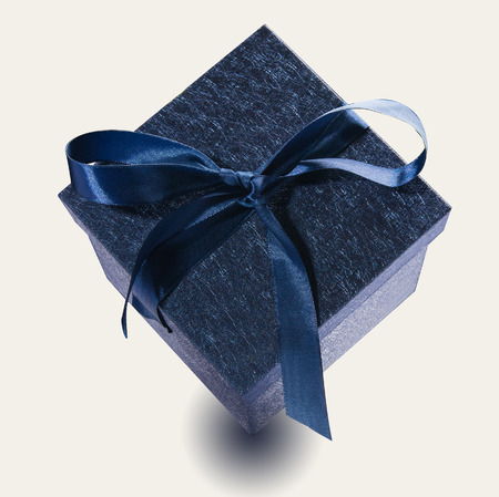 nobles:  gift boxes Stock Photo
