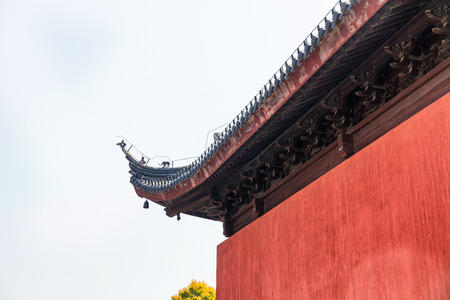 chinese dialect: Ancient architecture eaves
