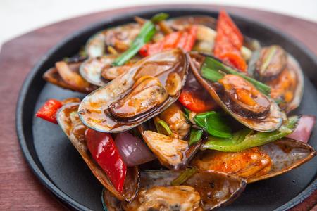 clams: Clams, razor clams