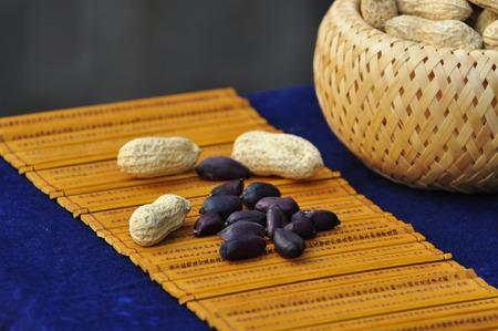 compendium: Still life of peanuts