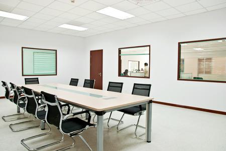 concision: Empty room