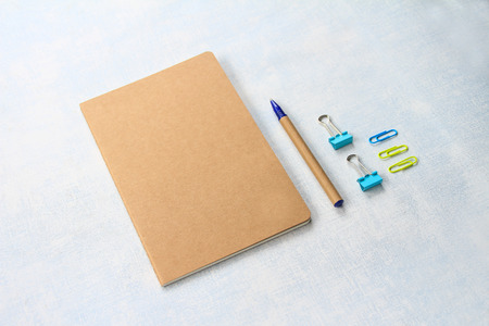 office appliances: Office supplies Stock Photo