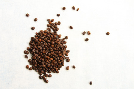 footage: Coffee bean footage