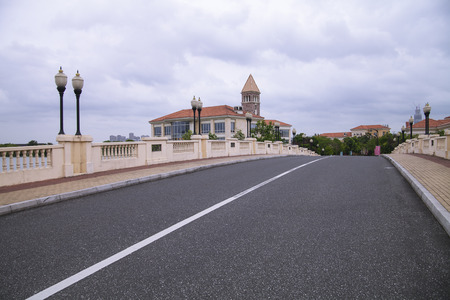 urban road: highway