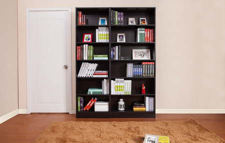 periodicals: Wall bookcases