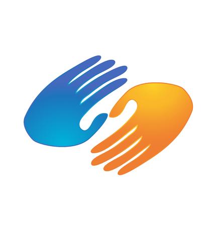 Handshake agreement icon