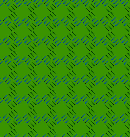 Green tiles wallpaper design illustration