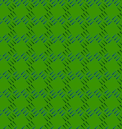 Green tiles wallpaper design illustration