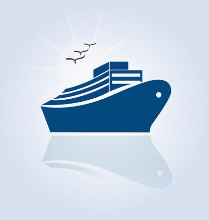 Cruise Travel Icon