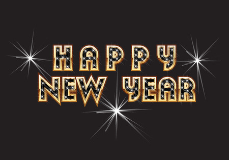 Happy New Year Greeting Text