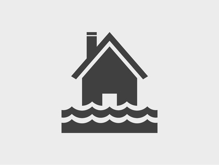 House water flood, icon