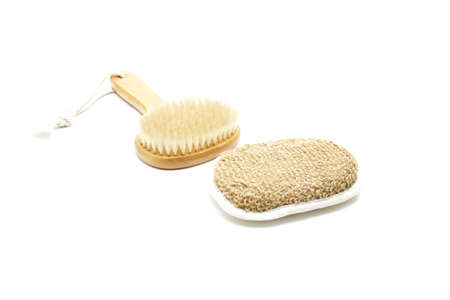Wellness Brush and Sponge for Personal Care
