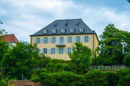 German Building