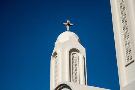 christendom: White Church in Egypt