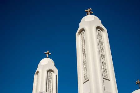 White Church in Egypt