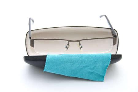 Different Eyeglasses Case with Eyeglasses
