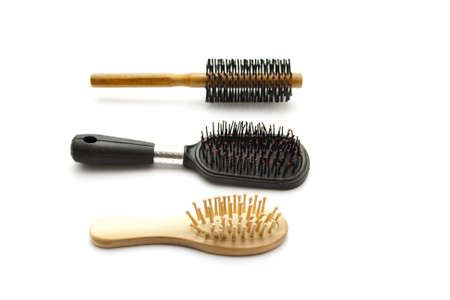 hairbrush: Different Hairbrush