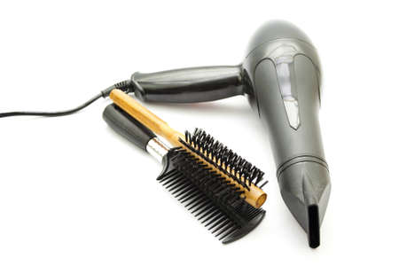 Hairdryer with Different Hairbrush