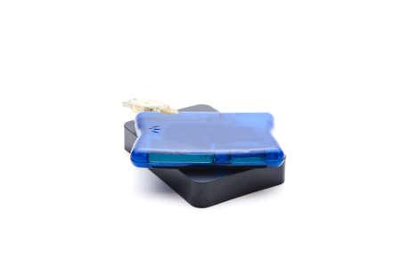 external hard disk drive: Card Reader with External hard drive disk