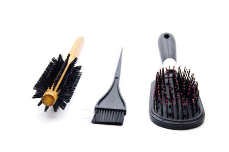 hairbrush: Different hairbrush