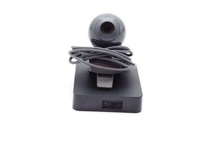 external hard disk drive: Webcam with External hard Drive Disk