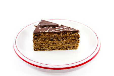 coffeetime: Fresh Baked Cake on Plate