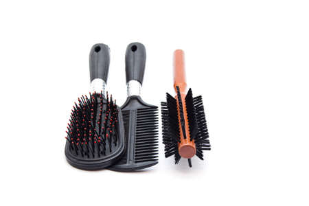 plastik: Different Hairbrush