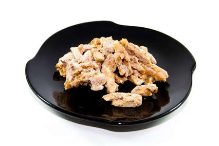 Fresh Sliced Chicken Meat  photo